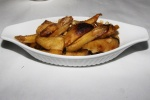 Panais - Oven roasted parsnips with maple and hazelnuts $5,00