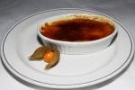 Crème Brûlée - Baked custard with caramelized sugar $7,00