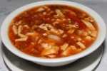 17 Hot and Sour Soup with Seafood $3.50