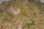 136 Shrimp Fried Rice $9.50