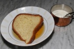 Baba au Rum with Chantilly Cream
