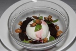 Lemon Gelato & Cherries - pistachios, chocolate brownie $12.00