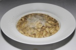 Cavatelli Pugllese - truffle-scented Essex farms mushroom Bolognese