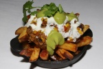 Sides for the table - Mexican pork poutine $13