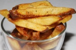 Sides for the table - frites malt vinegar mayo $6