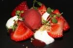 Strawberries & Cream - shortcake