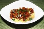 Chicken Stir-Fry, Hoisin Sauce, Jasmine Rice, Chinese Broccoli