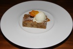 Carrot Cake, Daily Housemade Ice Cream, Maple Caramel Sauce