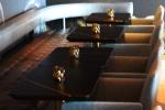 The bar at Alo Restaurant