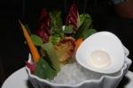 Crudité vegetables, buttermilk $8