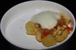 Linzer Delikatess Potato, Salmon Roe, Bonito, Corn