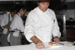 Executive chef/owner Patrick Kriss