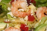 Apps - Wild shrimp salad, watermelon & feta
