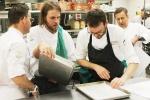 Jason Bangerter, Chef Langdon Hall Darnell Gregg, sous chef Langdon Hall Matthew Duffy Sous Chef Cafe Boulud Daniel Boulud, Chef Cafe Boulud