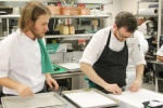 Darnell Gregg, sous chef Langdon Hall Matthew Duffy Sous Chef Cafe Boulud