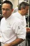 Jason Bangerter, Chef Langdon Hall Daniel Boulud, Chef Cafe Boulud