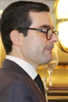 Balthazar Pellissier, General Manager Cafe Boulud