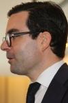 Balthazar Pellissier, General Manager Cafe Boulud