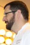 Sylvain Assié, chef de cuisine, Cafe Boulud