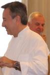Daniel Boulud, Chef Cafe Boulud Bill Bennett owner of Langdon Hall