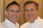 Jason Bangerter, Chef Langdon Hall Daniel Boulud, Chef Cafe Boulud