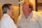 Daniel Boulud, Chef Cafe Boulud Norman Hardie, owner/winemaker, Norman Hardie Winery