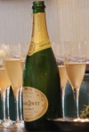 Late Harvest Peach Bellini - Perrier-Jouet - NV Champagne, Langdon Hall lavender