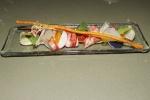 Aioli de Homard - lobster, sweet garlic dip, market vegetables