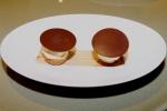 Profiteroles - praline feuillantine, coffee gelato