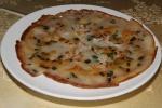 #36 Pan fried seafood cake L $3.00