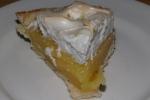 Fran's favourite pie - Sky high lemon meringue tangy lemon with fluffy meringue $4.99