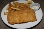 Halibut (premium Alaskan, sustainably wild caught) - Halibut ~ two and a few $28.25