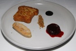 Québec Foie Gras - poached prune plums, toasted brioche, pecan praline, balsamic jelly $24