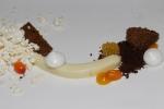 THE BUCK STOPS HERE flexible white chocolate ganache