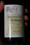 2010 Rieflé Steinert Grand Cru Pinot Gris ~ Alsace, France