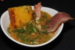 Anthony Walsh, Oliver Bonacini - Fogo Island crab, BBQ duck gumbo and Walsh cornbread