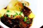 Marc Thuet, Thuet Bakery - Bear Stew with Alsatian Spaetzle