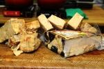 Marc McEwan, North 44, Bymark, Fabbrica, One - Braised lamb neck sugo with ricotta gnudi and pecorino