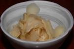 Japanese Pickled Ginger (Gari)