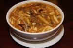 404. Hot and Sour Soup & Noodle $5.50