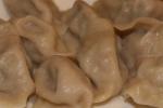 135. Leek, Pork & Shrimp Dumplings $5.99