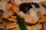 706. Seafood with Sizzling Rice $11.99