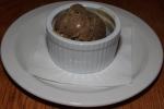 Gelato - one scoop - espresso-cinnamon gelato (part of Lunch Prix Fixe)