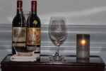 Complimentary corkage 1982 Chateau Ducru-Beaucaillou - Saint-Julien  (The 1988 Lafite was back-up wine)