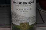 Woodbridge Winery Sauvignon Blanc 2014 by Robert Mondavi 13% Alc./Vol. 750 ml