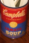Replica antique Campbell's condensed soup