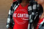 The cantina by Campbell's wearable advertising