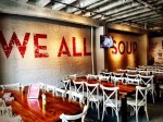 The Campbell's Soup Cantina pop-up restaurant by Chef Matt Dean Pettit (Rock Lobster Food Co)