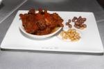 16 steamed chicken feet M $4.10