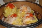 #2 Har Gau - crystal prawn dumpling L $3.00